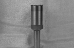 INTEGRAL SHANK BRAZED CARBIDE MITRE CUTTER 36.0mm.