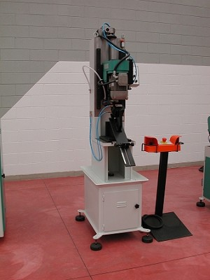 Combined Semi-Automatic Tube Mitreing ML 102M