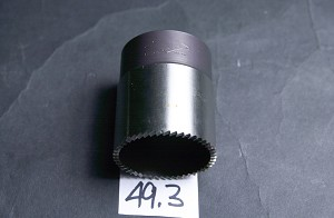 BACK THREADED CUTTER 49.3