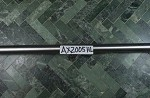 REYNOLDS AX2005HL TOP TUBE 853 25.4X0.9/0.6/0.9X650