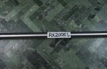 REYNOLDS AX2005L TOP TUBE 853 25.4X0.7/0.4/0.7X650