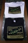 REYNOLDS 531 TEESHIRT BLACK SMALL